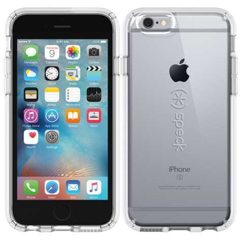 fresh iphone 6s plus space grey with clear case best photos for