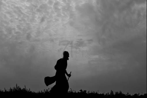 Path and Traveler by khoka rahman on 71pix.com