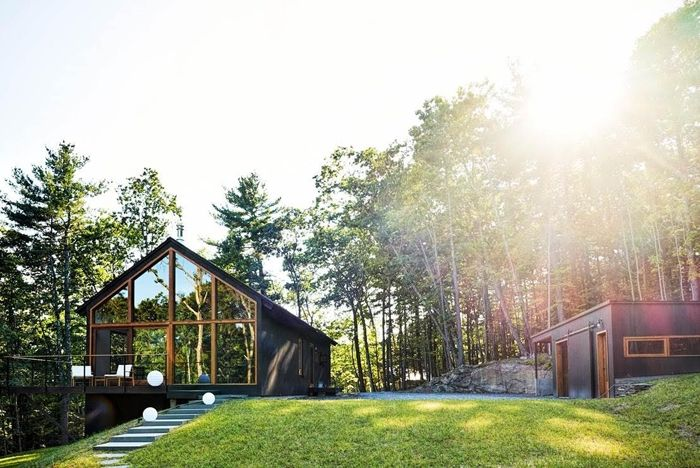 Hudson Woods - Where Design Meets Nature – Photos From Home Owners at Hudson Woods + Open House
