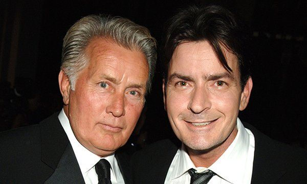 """Charlie Sheen's father, Martin Sheen, has praised his son following the actor's confirmation he is living with HIV. """"I couldn't believe the"""