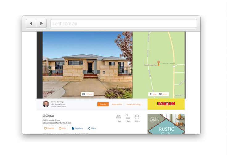 On the Smart Plan, you only pay an advertising fee if your approved tenant is sourced through Rent.com.au. But how do we track a tenant introduction?