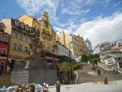 Czech Spas of Karlovy Vary and Marianske Lazne from Prague - Prague | Viator