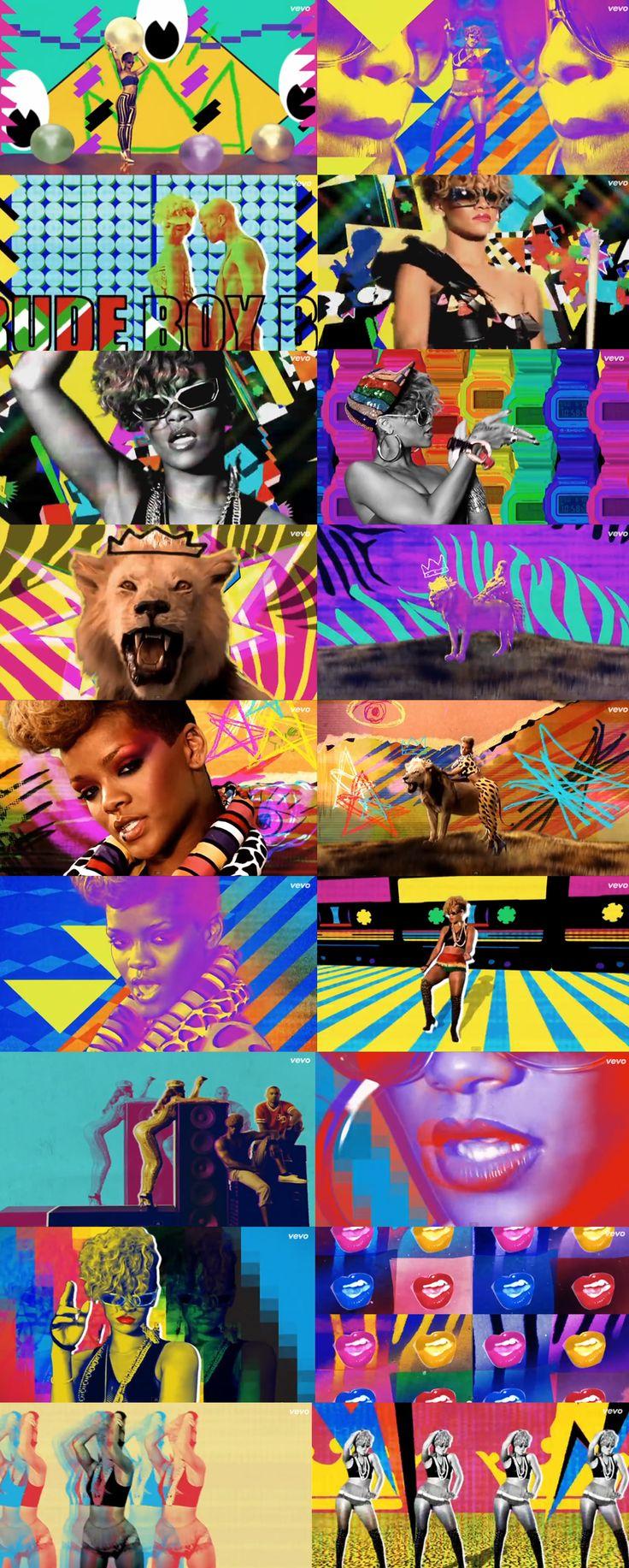 Rihanna - Rude Boy (video pt.2)