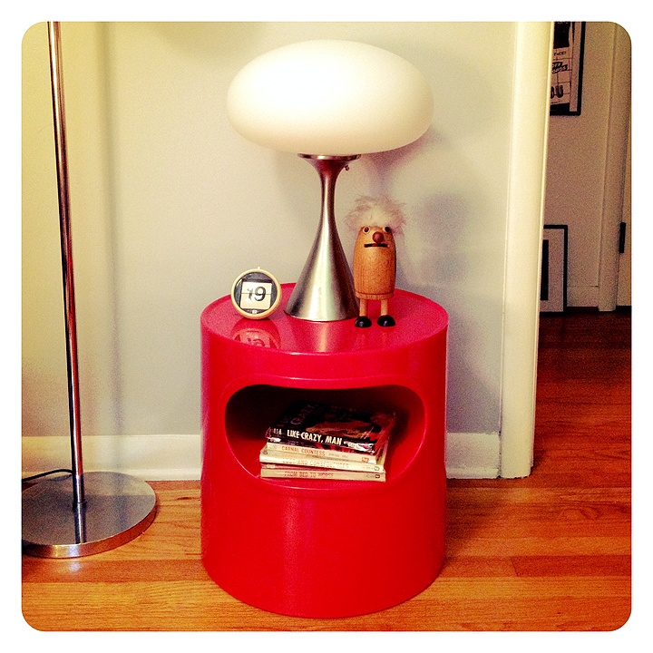 cool side table