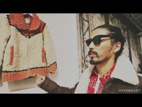 """A behind the scenes look at what to expect at FABRIC from the Visvim Fall/Winter 2013/2014 collection expected later this year.  Hiroki Nakamura of visvim discusses 2013 Spring/Summer """"A Man with no Country II"""" - YouTube"""