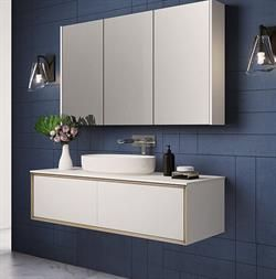 Timberline Stockholm vanity available from White Bathroom co
