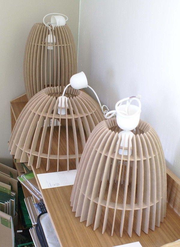 Decorative lighting design on Behance