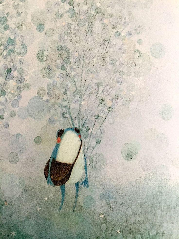 Satoe Tone, Il viaggio di Pippo, Eunsil Chun illustration COPYRIGHT©BY CHUN EUNSIL ALL RIGHTS RESERVED
