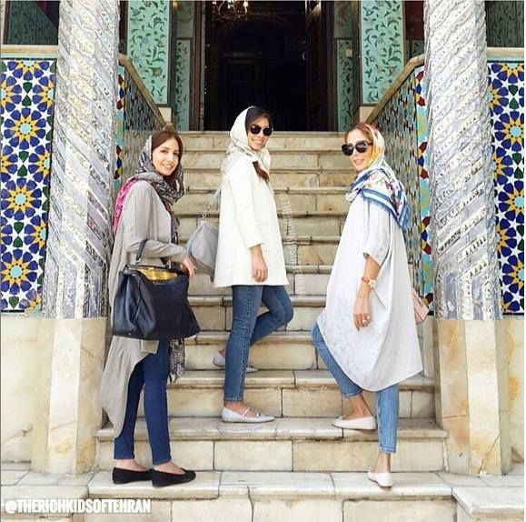 """Oxu.az - """"Tehranın Zəngin Uşaqları"""" yenidən diqqət mərkəzində - FOTO"""