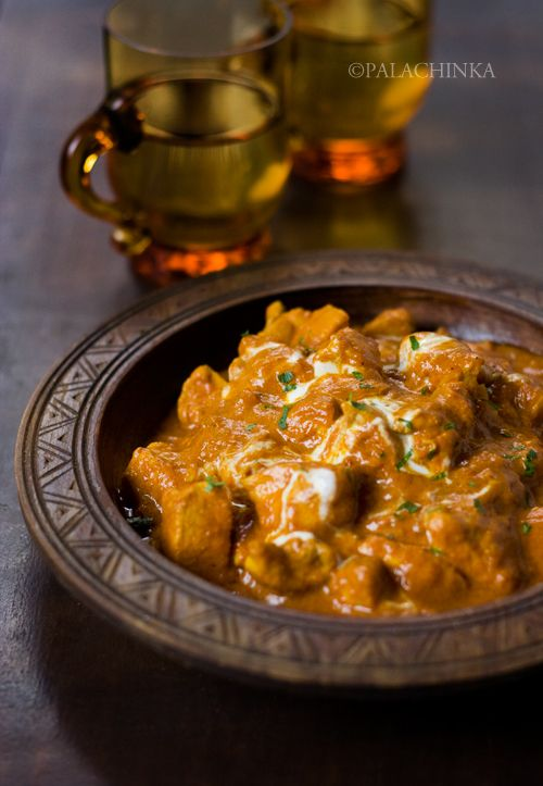 Mmmm - Chicken Tikka Masala...but perhaps not the night before the wedding!