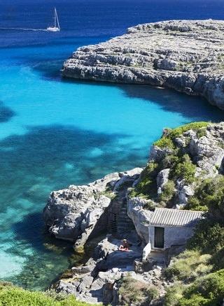 Binidali, en Menorca