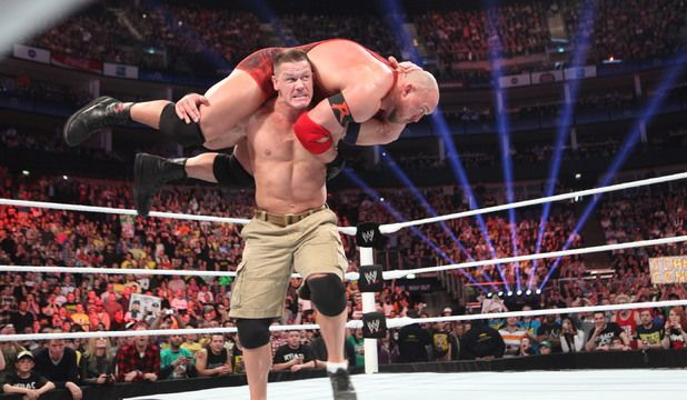 Can John Cena Leave WWE For Hollywood? - http://www.wrestlesite.com/wwe/can-john-cena-leave-wwe-hollywood/