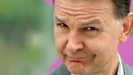 Dan St. Paul Hosts Comedy @ Angelica's Bell Theatre & Bistro (Redwood City, CA)