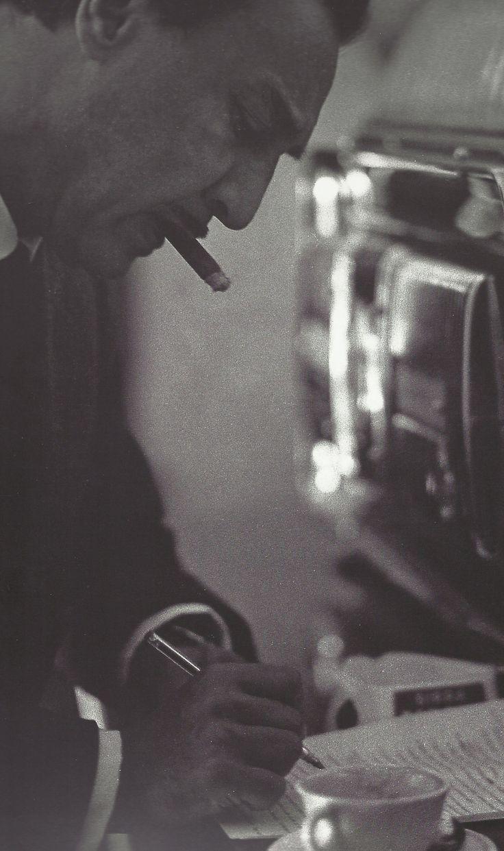 "fantomas-en-cavale: ""Romain Gary, Rome, 1962 """