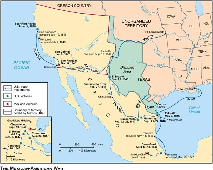 Mexican american war essay