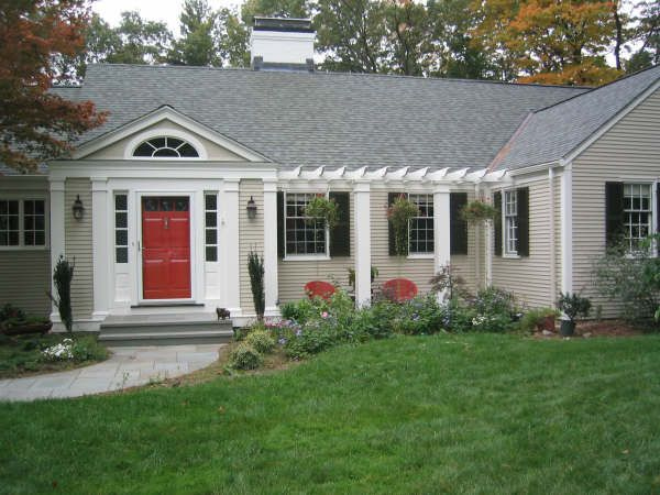 front of the house makeover | This entry was posted in Our Projects . Bookmark the permalink .