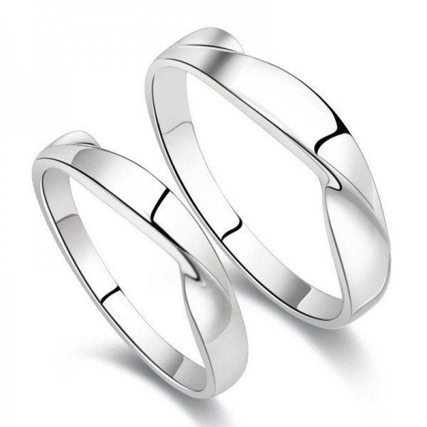 Lovely Water Wave Design Hot Sale Lover's Sterling Silver Rings(Price For A Pair) https://www.evermarker.com/collections/couples-rings?pid=lovely-water-wave-design-hot-sale-lovers-sterling-silver-ringsprice-for-a-pair&utm_source=Pinterest_Organic&utm_medium=Traffic&utm_campaign=lovely-water-wave-design-hot-sale-lovers-sterling-silver-ringsprice-for-a-pair