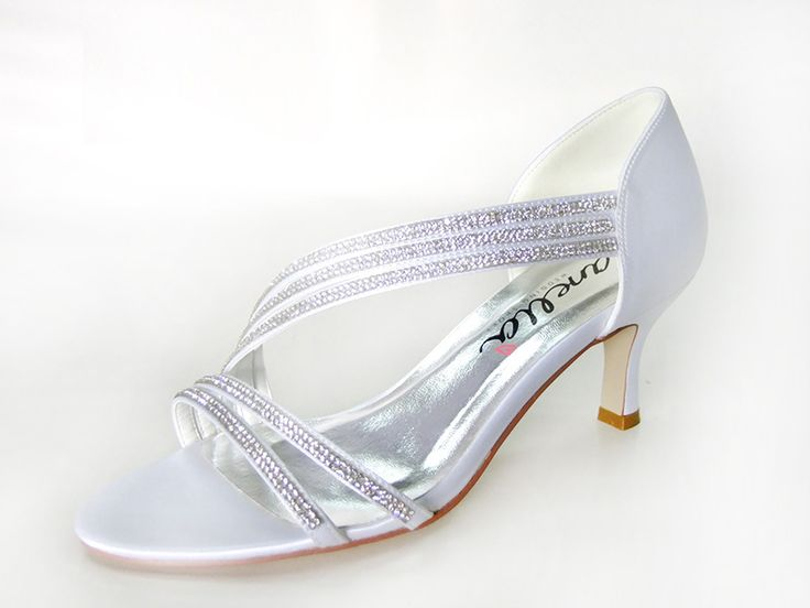 #AnellaWeddingShoes Elana Style www.weddingshoes.co.za Available from September 2014 Can be dyed to any colour!