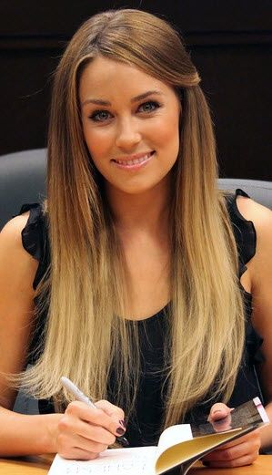 I want to do this ombré but I have brunette hair so it will start my natural color then get blonder as it goes down