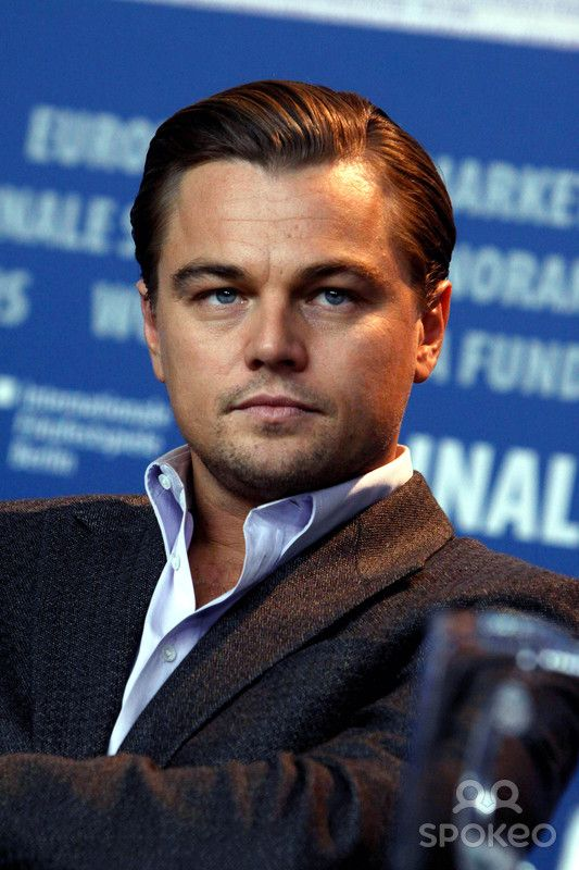 Leonardo Dicaprio the Press Conference For Shutter Island at the Berlin Grand Hyatt Hotel, During the 60th Berlin International Film Festival 2010 Photo by Alec Michael-Globe Photos, Inc. 2010