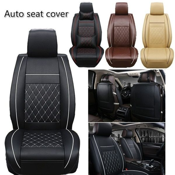 2018 1*Non-Slip Front Seat Cover Soft Breathable Pad Mat Protector Chair Cushion