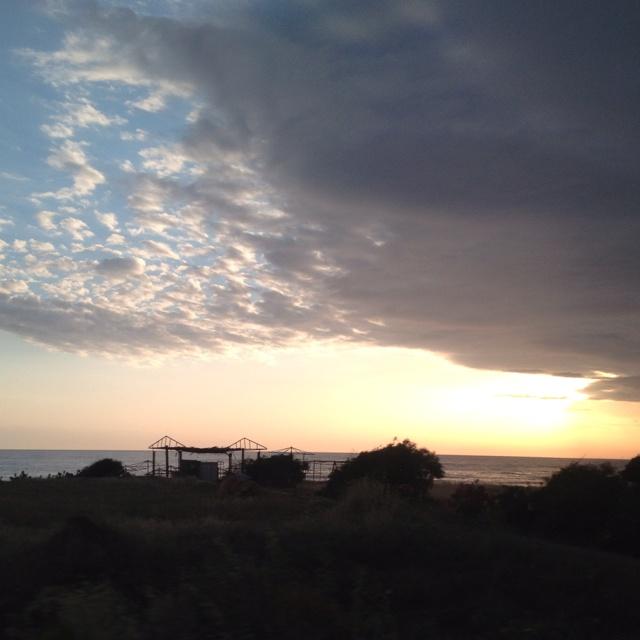 Sunset, Gazipaşa