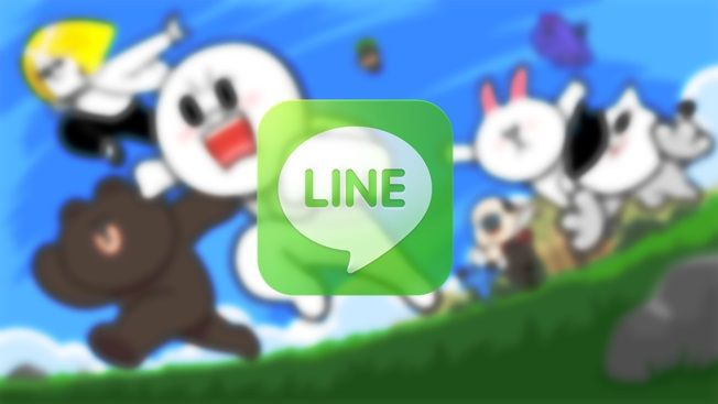 Download LINE di Optimasi Android