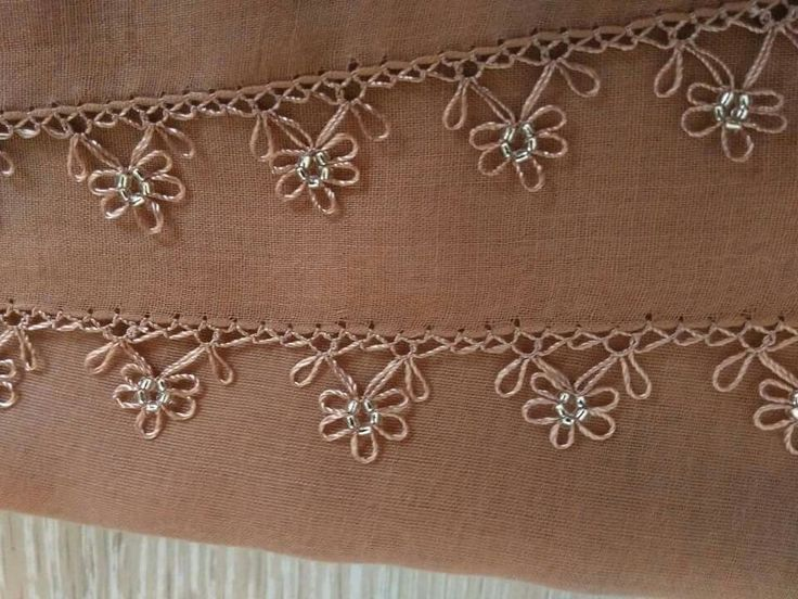 İğne oyası - Turkish Needle Lace