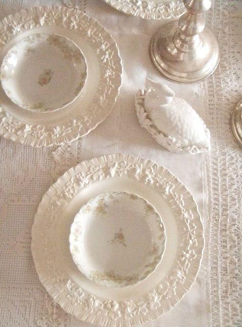 queensware cream on cream