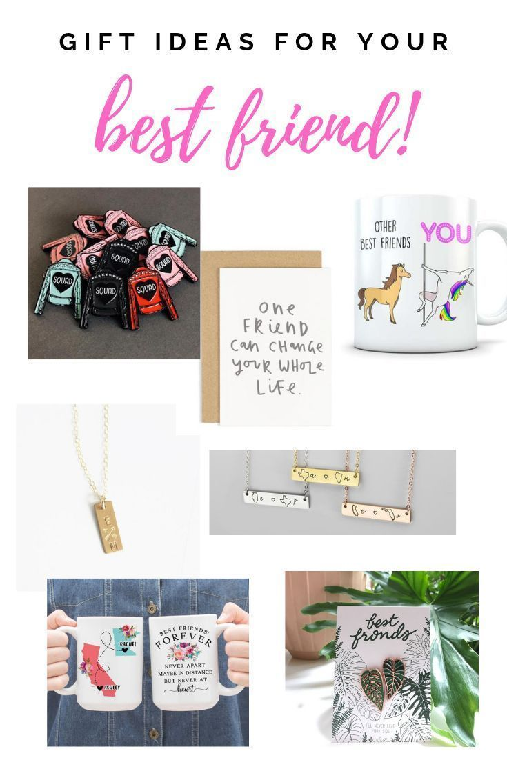 5 Unique Gifts For National Bff Day Best Friend Christmas Gifts