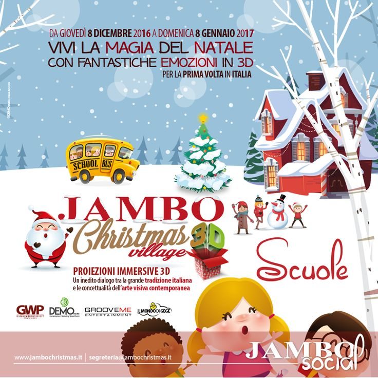 JamboSocial & le Scuole