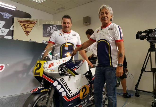 Lutto in famiglia per la leggenda del motociclismo Marco Lucchinelli, uno dei piloti italiani più amati e tormentati. Cristiano Lucchinelli, 36 anni, figli