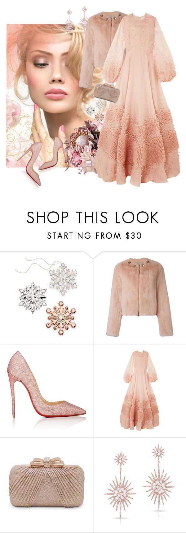"""""""12-07"""" by saponacsve ❤ liked on Polyvore featuring Babor, Guide London, Holiday Lane, Givenchy, Christian Louboutin, Roksanda, La Regale and Anne Sisteron"""