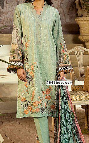 e3de5cccfa Pistachio Lawn Suit | Buy Florent By Goreja Textiles Pakistani Dresses and  Clothing online in USA, UK