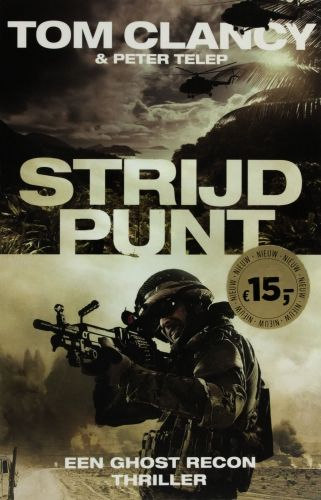 Strijdpunt - Tom Clancy