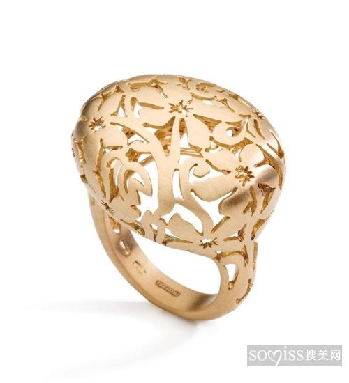 pommelato arabesque ring