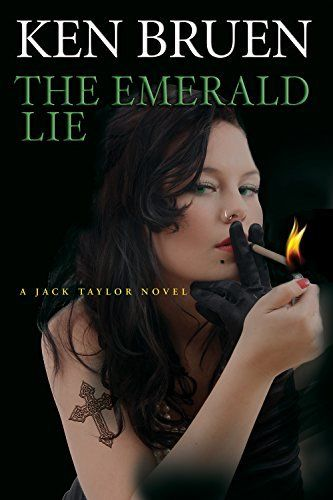 Jack Taylor 12 - The Emerald Lie (2016) - Ken Bruen