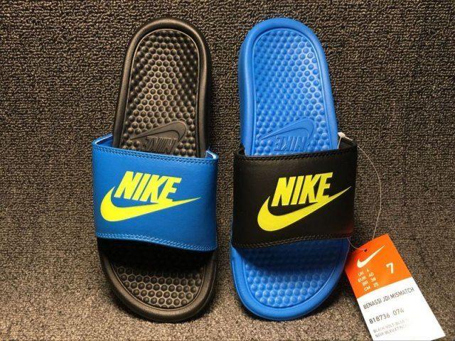 mens Casual shoes Nike benassi Comfort