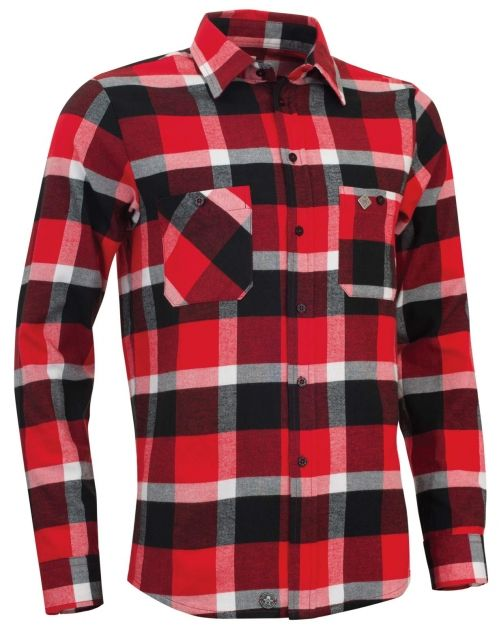 Flannel Rider Men´s Fiery