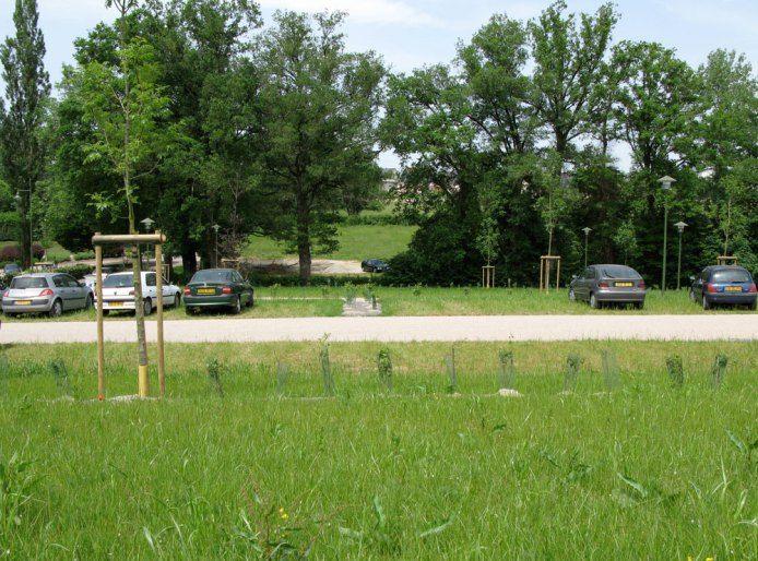 Rignac Parking En Herbe. Car ParksProject