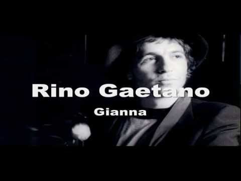 Rino Gaetano - Gianna - YouTube