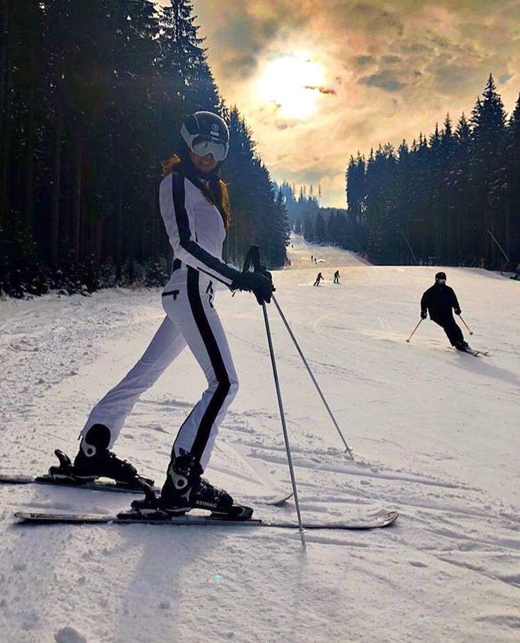 картинки с лыжницами удачной охоты они