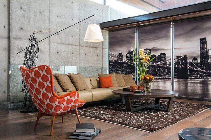 comfortabele woonkamers | 10 voorbeelden | modern retro - Makeover.nl