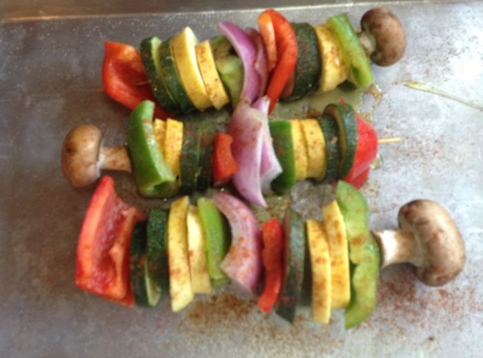 41 best images about labor day on pinterest skewers cook out and history of labor day - Make perfect grilled vegetables ...