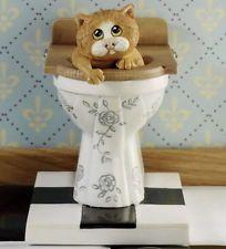 Katzenfigur AT YOUR CONVENIENCE Comic&Curious #A8886 Linda Jane Smith Katze