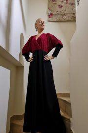 304b9575e005 Φόρεμα κρουαζέ με γκλίτερ - Lolas Exclusive Brands