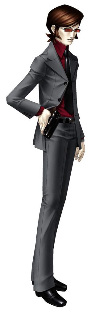 Persona 2: Eternal Punishment Character Images - Megami Tensei Wiki: a Demonic Compendium of your True Self
