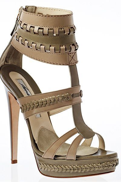 Brian Atwood - Shoes - 2012 Spring-Summer #brianatwoodheelszapatos #brianatwoodheelslouboutinshoes