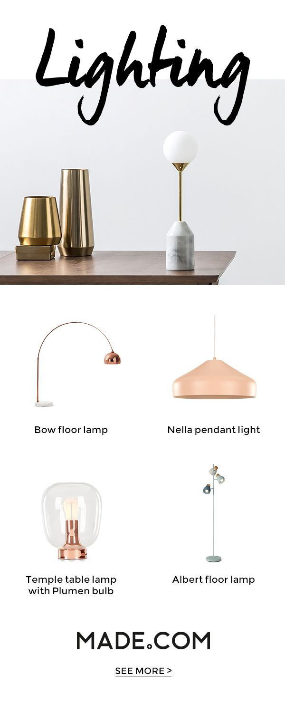 Designer Lighting For Living Room Kitchen And Workspace A