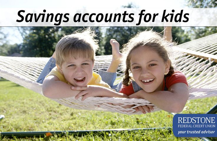 Redstone's STAR Club savings accounts are  just for kids. A STAR Club account will help you teach your children about money, and let them save for a special treat or a long term goal.